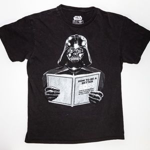 Darth Vader How To be a Boss Short Sleeve (M)